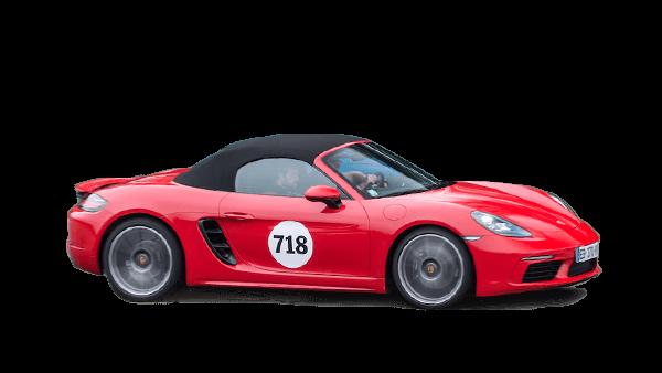 Essais Porsche