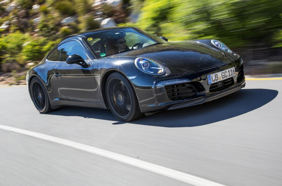 Porsche 991 phase2 1