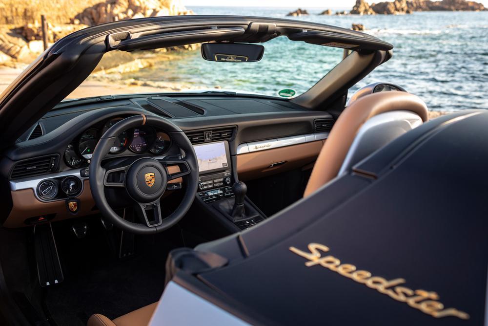 Porsche 991 speedster pack design heritage 2