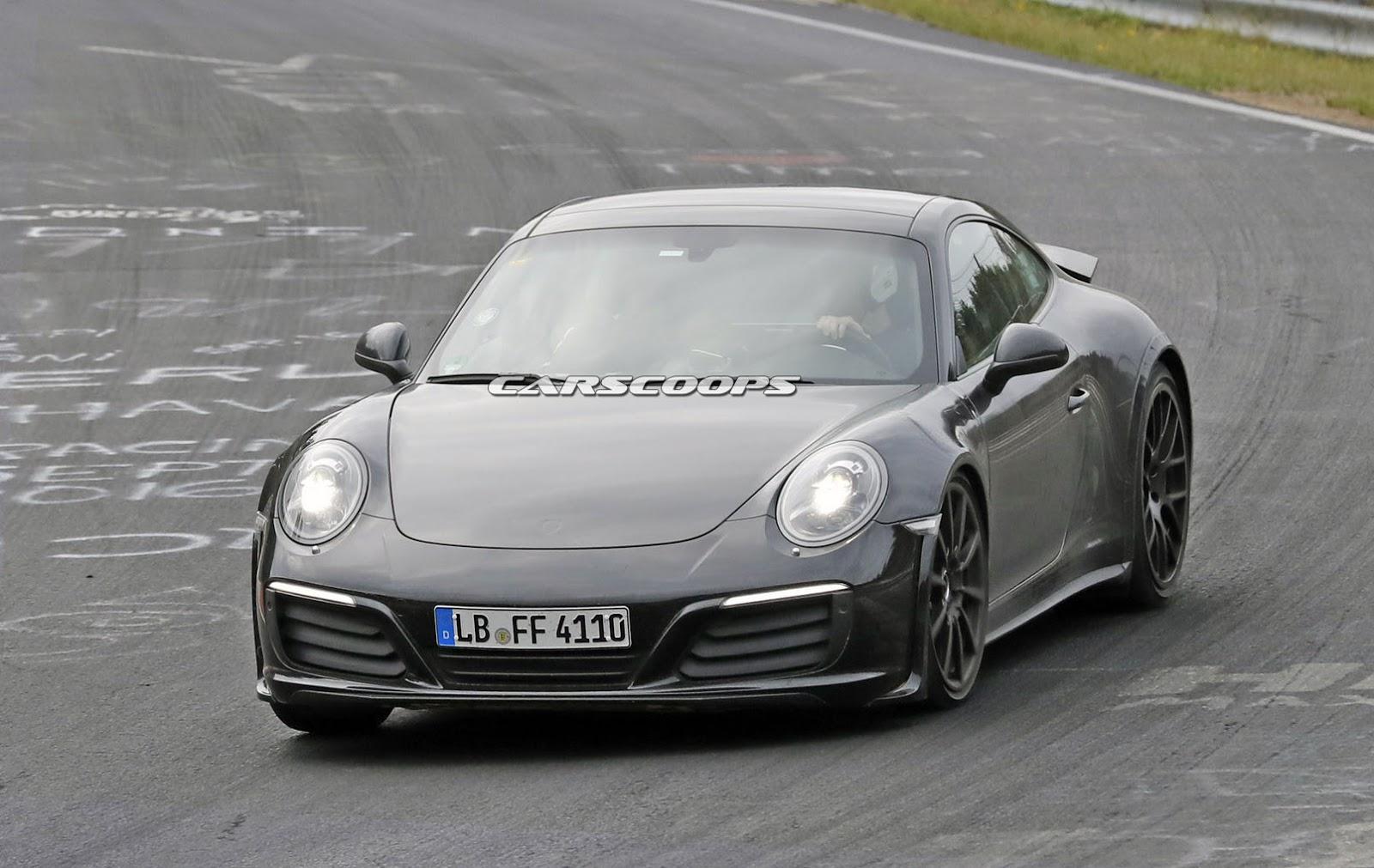 Porsche 992 1