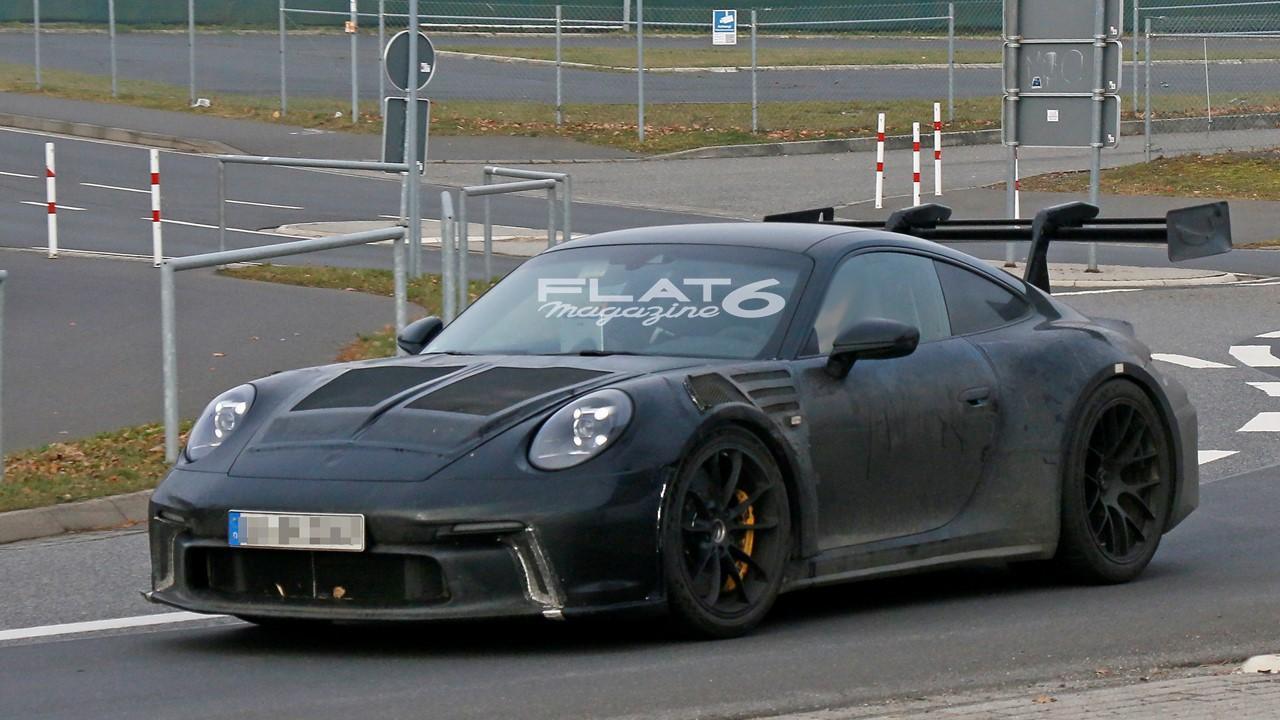 Porsche 992 gt3 rs 2 2