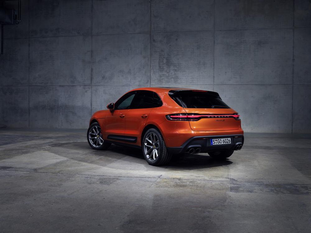 Porsche macan 2021 3