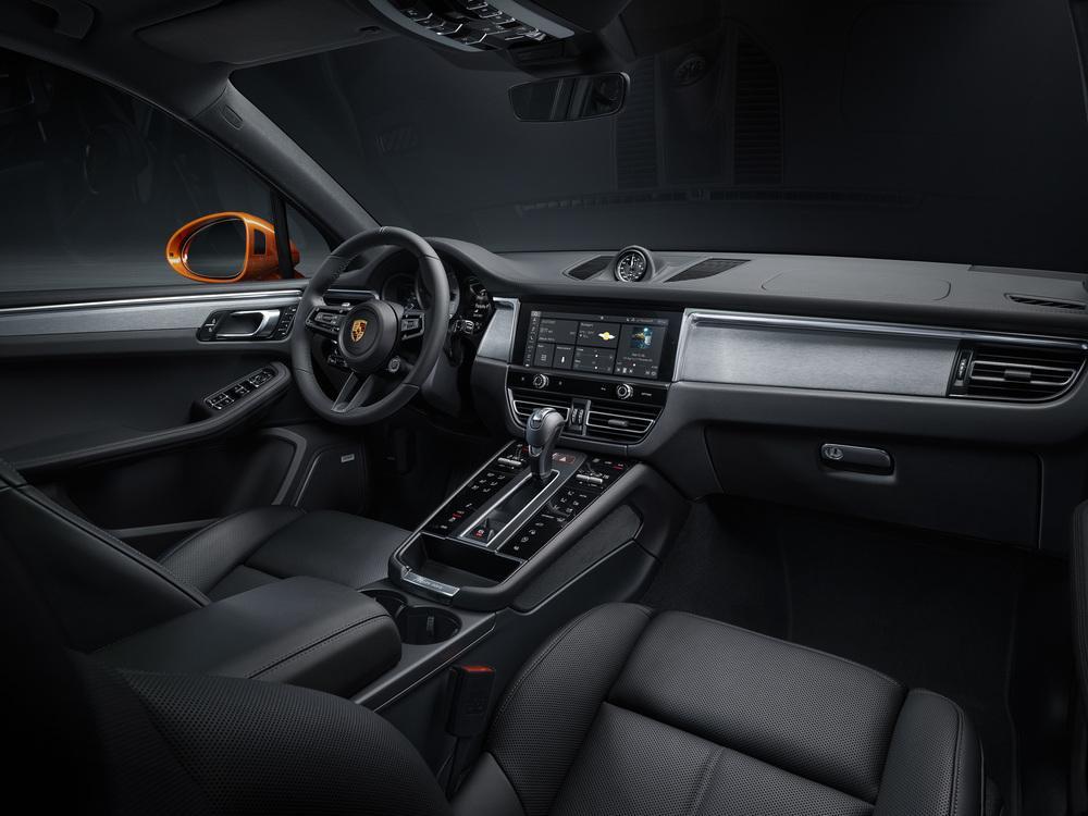 Porsche macan 2021 5