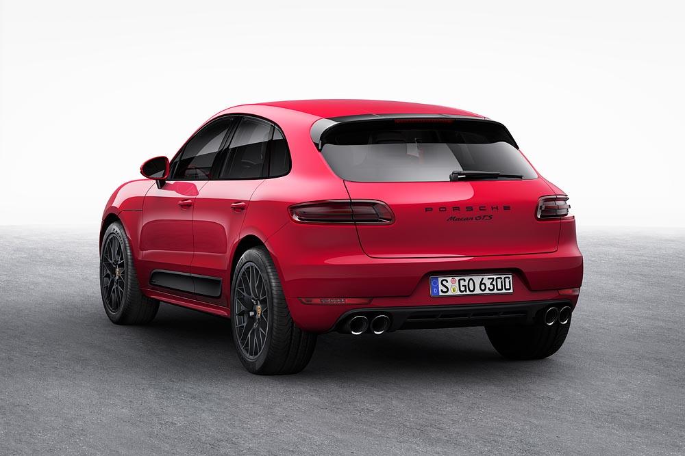 Porsche macan gts 2