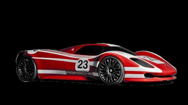 Scoop Porsche